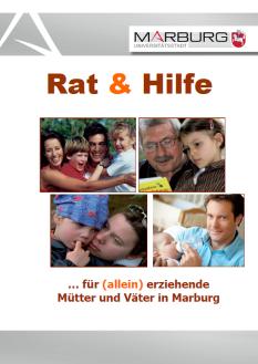 Rat&Hilfe für Mütter und Väter in Marburg©Universitätsstadt Marburg