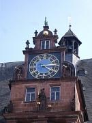 Rathaus mit Gockel