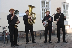 Red Hot Dixie Devils © Stadtmarketing Marburg e. V.