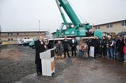 Oberbürgermeister Dr. Thomas Spies dankte allen Beteiligten für die ausgezeichnete Gemeinschaftsleistung.