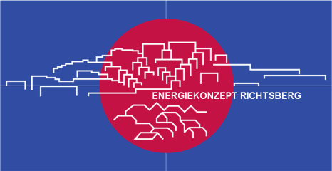 Logo des Energiekonzepts Richtsberg©Universitätsstadt Marburg