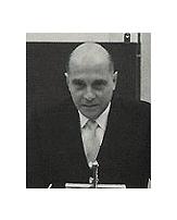 Porträt von Rudolf Zenker (1903 - 1984)©Universitätsstadt Marburg