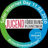 Der Titel und das Datum 11.02.2020 und das Logo von Jugendförderung und Jugendbildungswerk.©Universitätsstadt Marburg