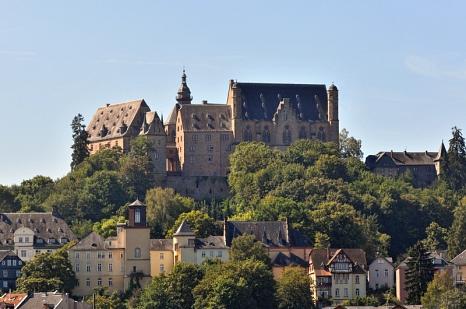 Marburger Landgrafenschloss©Georg Kronenberg