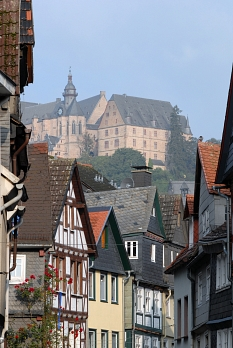Schlossblick Weidenhausen©Georg Kronenberg