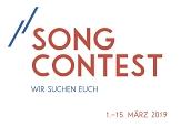 Schriftzug Song Contest©Universitätsstadt Marburg