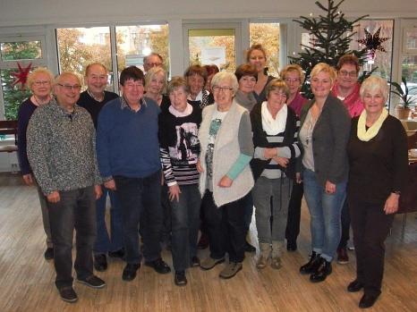 Seniorenbeirat der Stadt Marburg zu Gast beim Seniorenbeirat in Eisenach©Seniorenbeirat Marburg