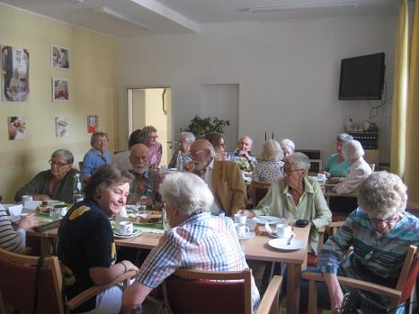 Seniorencafe©Universitätsstadt Marburg