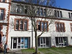 """Sie finden den Umweltladen ab April 2020 in den neuen Räumlichkeiten am Standort """"Softwarecenter 5a""""©Universitätsstadt Marburg, FD 69"""