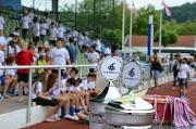 Pokale erhielten die Siegerteams der verschiedenen Wettbewerbe, Medaillen gab es am Ende für alle Teilnehmerinnen und Teilnehmer.