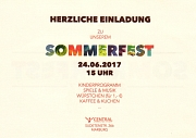 Sommerfest CenTral 2017