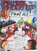 Sommerfest Spielmobil in Marburg
