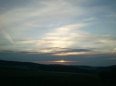 Sonnenaufgang über Hermershausen_05_2020._1.JPG©Hubert Detriche