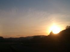 Sonnenaufgang über Hermershausen_05_2020.JPG©Hubert Detriche