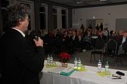Bürgermeister Dr. Franz Kahle begrüßte die gut 70 Interessierten.
