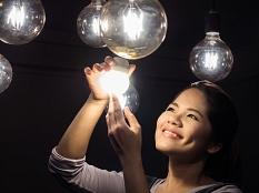 Sparflamme 2030 - Energiesparen lohnt sich.©unbekannt