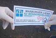 Spendenaktion: Marburg Liebe für Wohnungslose