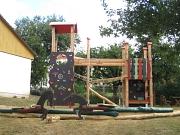 Spielanlage in der Grundschule Wehrshausen