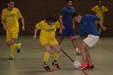 Packende Duelle lieferten sich die Fußballer*innen beim Mitternachtsturnier des Nachtsports Marburg.©Stadt Marburg, i. A. Heiko Krause