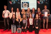 Die Turner*innen des TSV Cappel erhielten Bronze-Medaillen für verschiedene Disziplinen bei den Hessischen Meisterschaften.