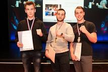 Mit Gold, Silber und Bronze wurden Sportler des 1. Box-Clubs Marburg ausgezeichnet.