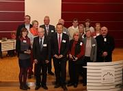 Universitätsstadt und Landkreis sagten in der Kreisverwaltung vielen ehrenamtlich aktiven Menschen mit der Ehrenamts-Card öffentlich Danke für ihr Engagement.
