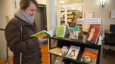 """Am Mittwoch, 24. Oktober, ist der """"Tag der Bibliotheken"""". Ein Besuch in der Marburger Stadtbücherei lohnt sich."""