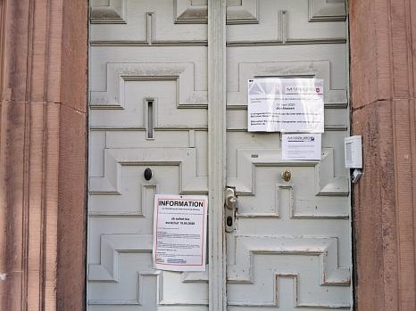 Corona-Krise: Stadtmarketing-Büro vorübergehend geschlossen©Stadtmarketing Marburg e. V.