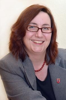 Stadträtin Dr. Kerstin Weinbach©Universitätsstadt Marburg