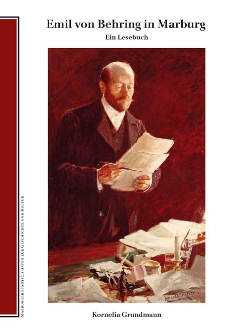 Das Ölgemälde des Malers Friedrich Klein-Chevalier (1861.1931) ziert das Titelbild der neuen Stadtschrift zur Geschichte und Kultur, Band 112.©Universitätsstadt Marburg