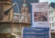 Die neue Stadtschrift informiert über die Geschichte der Wasserversorgung der Stadt Marburg und des Landgrafenschlosses.