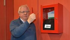 Standort Defibrillator©Universitätsstadt Marburg