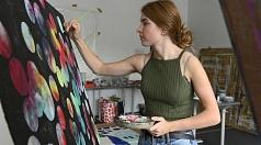 Bei der diesjährigen 44. Sommerakademie darf wieder vor Ort in Marburg Kunst und Kultur geschaffen werden – so wie 2019.