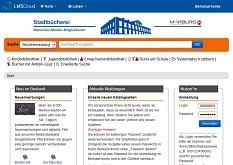 Startseite Online-Katalog©Universitätsstadt Marburg