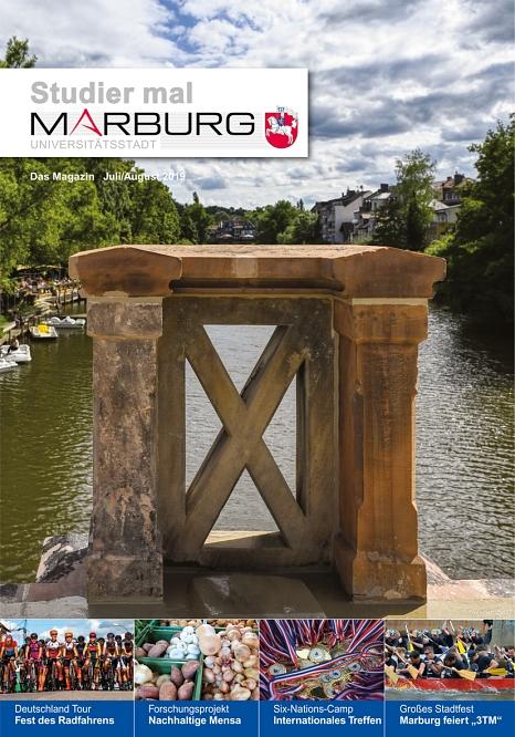 StmM Juli/August 2019©Universitätsstadt Marburg