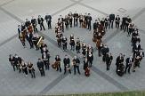 Studenten-Sinfonie-Orchester Marburg in SSO-Formation aufgestellt©SSO Marburg Foto Peter Müller