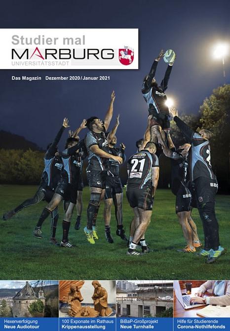 Studier mal Marburg Dezember 2020©Universitätsstadt Marburg