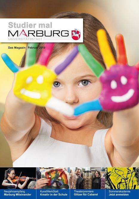 Studier mal Marburg Februar 2019©Universitätsstadt Marburg