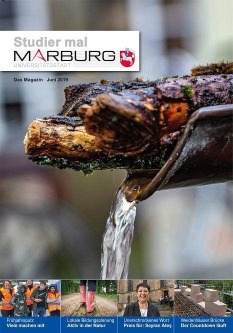 Studier mal Marburg Juni 2019©Universitätsstadt Marburg