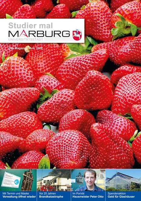 Studier mal Marburg Juni 2020©Universitätsstadt Marburg