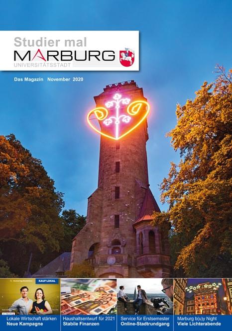 Studier mal Marburg November 2020©Universitätsstadt Marburg