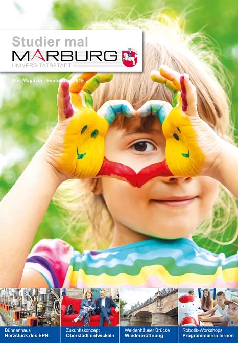 Studier mal Marburg September 2019©Universitätsstadt Marburg