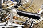 Ein nass geregnetes Fahrrad – das könnte der Vergangenheit angehören, denn die Stadt bietet witterungsgeschützte und sichere Abstellplätze für Fahrräder in der Oberstadt zum Mieten an.