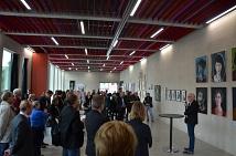 """Die Vernissage zur Ausstellung """"pARTnerSTAEDTE"""