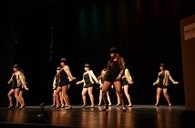 Die Tanzgruppe Eisenach begeisterte die Anwesenden mit ihrer Tanzeinlage zum Popsong