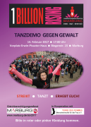 Tanzdemo One Billion Rising