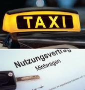 Taxi - aber sicher!