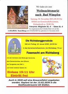 Termine RBG 3©Richtsberggemeinde e.V.