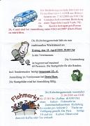 Termine Richtsberggemeinde März/April
