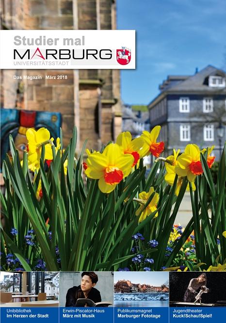 März 2018©Universitätsstadt Marburg